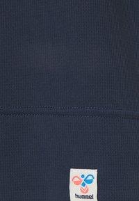 Hummel - Basic T-shirt - blue nights - 2