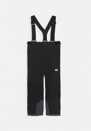 GREAT SNOW PANTS KIDS - Täckbyxor - black