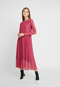 Nümph - LUISIANNA DRESS - Kjole - rose wine - 1