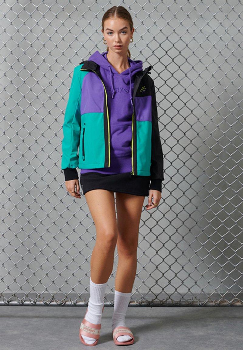 Superdry - Sweatshirt - purple opulence