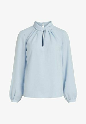 VISURASHA  - Long sleeved top - cashmere blue