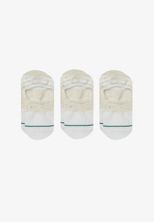 3 PACK - Trainer socks - weiss