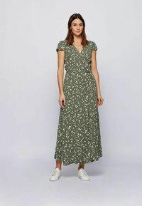 BOSS - DILEMMA - Maxi dress - olive - 0