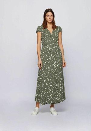DILEMMA - Maxi dress - olive