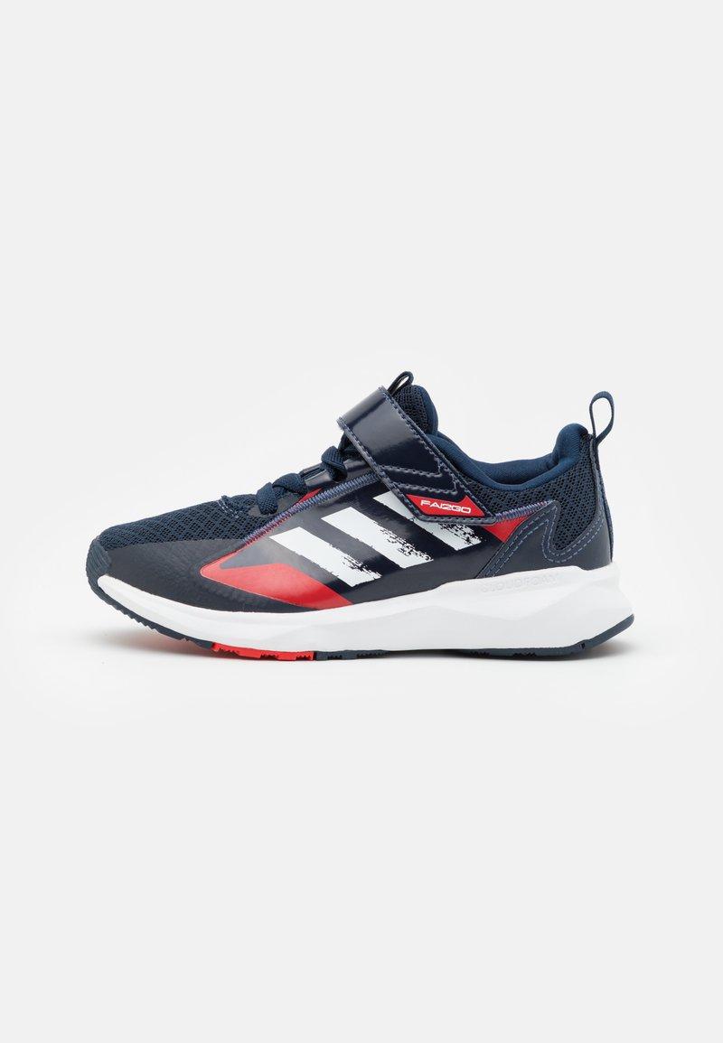 adidas Performance - FAI2GO UNISEX - Sports shoes - collegiate navy/footwear white/vivid red