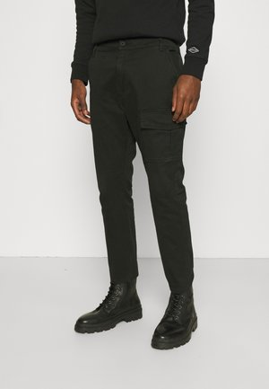 ARIS - Cargo trousers - vintage black