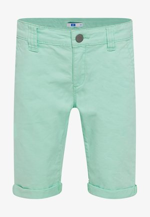 WE FASHION JUNGEN-SLIM-FIT-CHINOSHORTS - Shorts - green