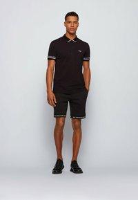 BOSS - PADDY - Polo shirt - black - 1