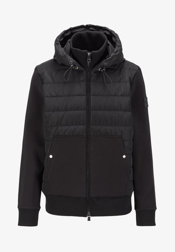 SEEGER - Light jacket - black