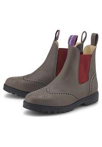 Blue Heeler - CONNER - Ankle boots - mittelgrau - 2