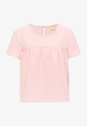 BLUSENSHIRT - Blouse - pink