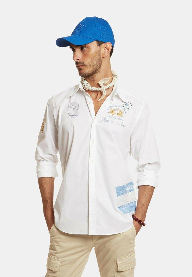 RINDO - Camicia - optic white