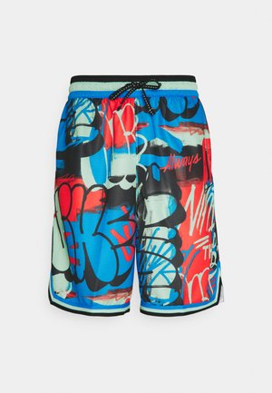 DNA SHORT CITY EXPLORATION SERIES - Sports shorts - enamel green