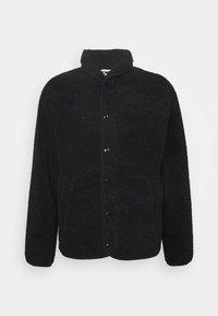 BEACH JACKET - Summer jacket - black
