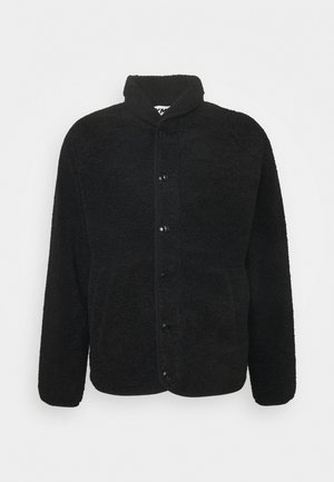 BEACH JACKET - Lehká bunda - black