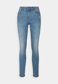 ONLY - ONLWAUW LIFE - Jeans Skinny Fit - light medium blue denim - 0