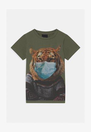 Print T-shirt - thyme