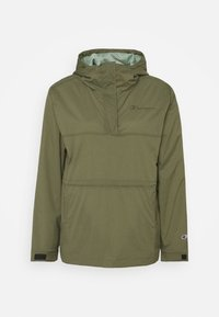 Champion Reverse Weave - JACKET - Windbreaker - olive - 3