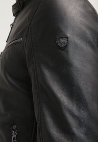 Gipsy - COBY - Leather jacket - schwarz - 4
