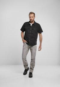 Brandit - VINTAGE - Shirt - black - 1