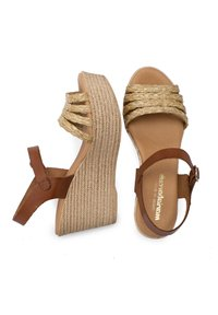 Maria Barcelo - High heeled sandals - Marrón - 2