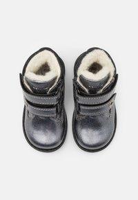 Primigi - WARM LINING - Classic ankle boots - canna fucile - 3