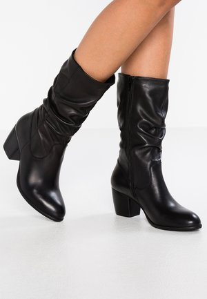 DELA - Boots - black