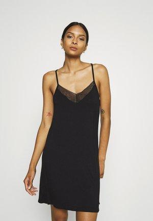 NEGLIGEE - Nattskjorte - black