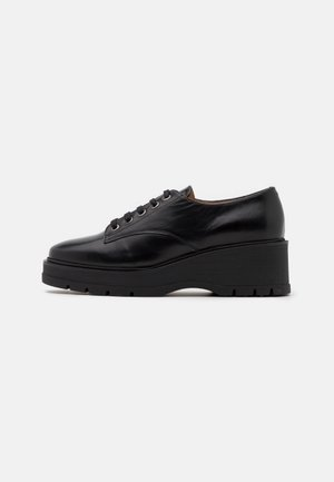 GONDOLA - Lace-ups - black