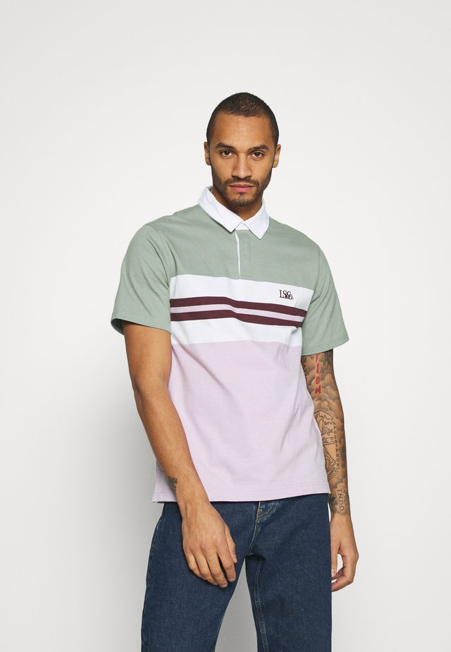 RUGBY UNISEX - Polo shirt - fresh lavender frost