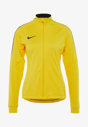 DRY ACADEMY 18 - Treningsjakke - tour yellow/anthracite/black