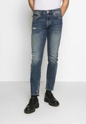 GENO - Jeans Slim Fit - blue denim