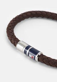 Tommy Hilfiger - BRAIDED - Bracelet - brown - 2