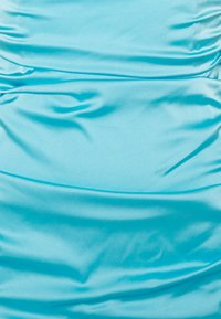 Missguided - PLEAT DETAIL STRAPPY BODYCON MIDI DRESS - Cocktailkjole - blue - 2
