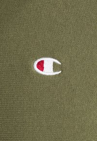Champion Reverse Weave - HOODED  - Hoodie - olive - 3