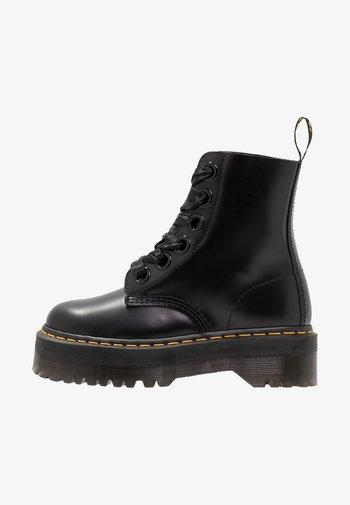 Dr. Martens Platform boot