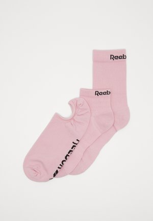 ALL PURPOSE SOCK 3 PACK - Calcetines de deporte - pink