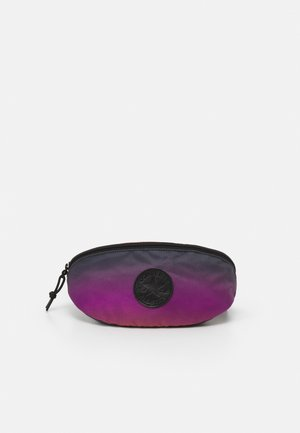 SHINY GRADIENT SLING PACK UNISEX - Bum bag - purple