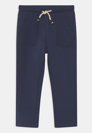 FRONT POCKETS - Trousers - gibraltar sea