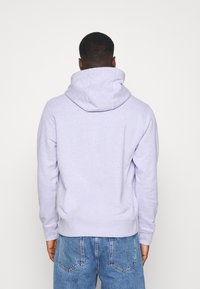 Nike Sportswear - HOODIE - Hoodie - purple chalk/smoke grey - 2