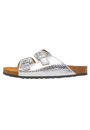 BIABETRICIA - Slippers - silver