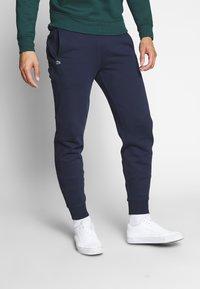Lacoste LIVE - Teplákové kalhoty - navy blue - 0