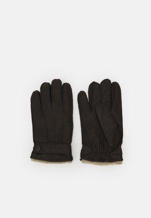JOHAN GLOVES UNISEX - Gants - black
