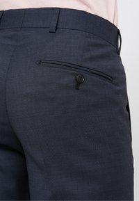 Tiger of Sweden - GORDON - Pantalon de costume - light ink - 5