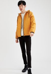 DeFacto - Light jacket - yellow - 1