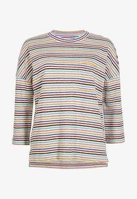 Boden - OTTILIE  - Long sleeved top - bunt/metallic regenbogenfarbene streifen - 4