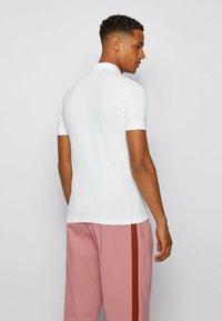 BOSS - PETROC - Polo shirt - white - 2