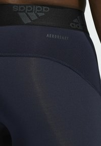 adidas Performance - TECHFIT SHORT TIGHTS - Leggings - blue - 3