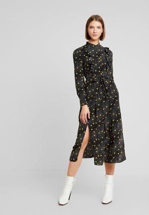 RUFFLE DRESS - Shirt dress - mus
