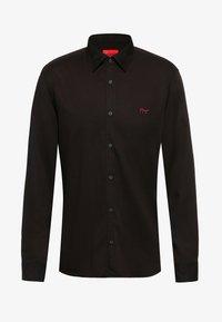 HUGO - ERMO - Formal shirt - black - 4